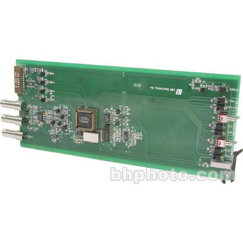 Link Electronics 812-OP/C Analog Genlock