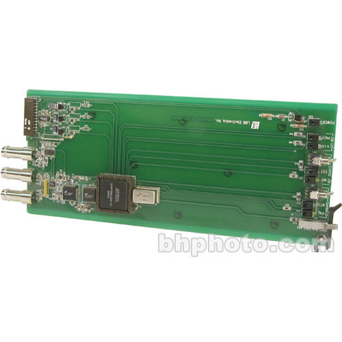 Link Electronics 812-OP/D Digital SDI Genlock