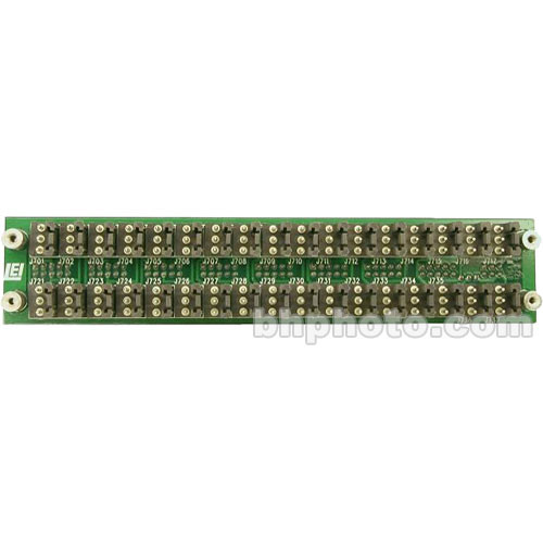 Link Electronics 816-OP/E AES for Weco Module for AVS-816 Routing Switcher