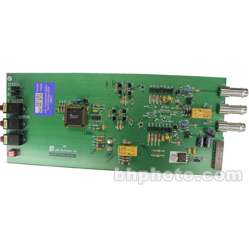 Link Electronics 818-OP/PL Auto Switch for Reference Pulses