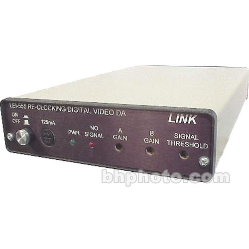 Link Electronics LEI-555 1x6 SDI Distribution Amplifier