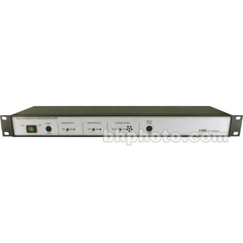 Link Electronics PCA-819 Audible Alarm - for PCO-818 Change-Over System