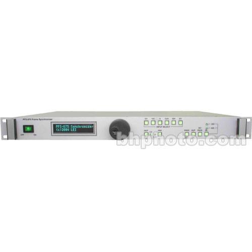Link Electronics PFS-875 Video Frame Sync / Signal Converter