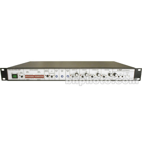 Link Electronics PRC-970 Video Processing Amplifier