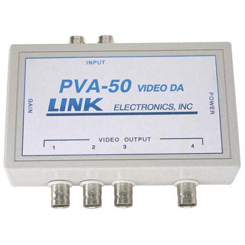 Link Electronics PVA-50/P Video Distribution Amplifier