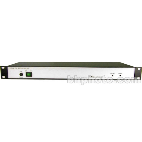 Link Electronics PVA-851 1x16 S-Video Distribution Amplifier