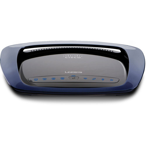 Linksys Simultaneous Dual-N Band Wireless Router