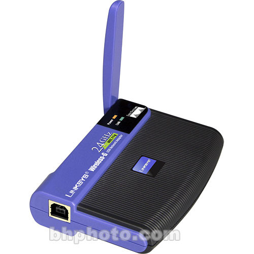 Linksys Linksys WUSB54G Wireless-G Network Adapter