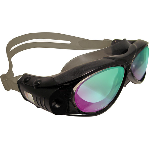 Liquid Image Freestyle Series Swim Camera Goggle (Black)