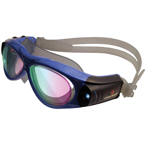 Liquid Image Freestyle Series Swim Camera Goggle (Blue)