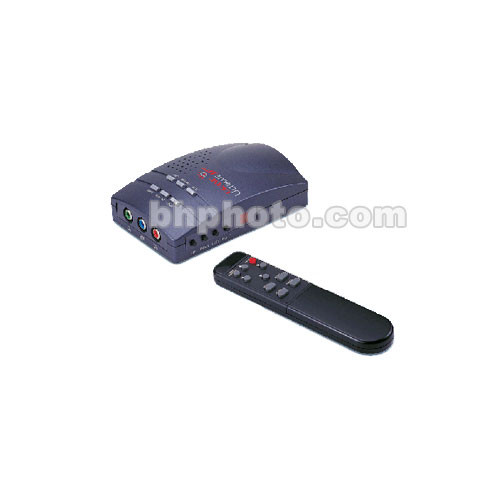 Listec Teleprompters A-3019 VGA-TV Composite Video Converter