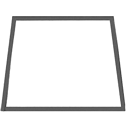 Listec Teleprompters Fold-down Trapezoidal Mirror
