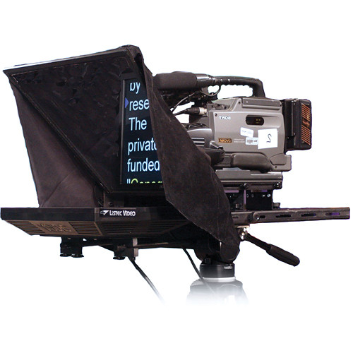 "Listec Teleprompters Entry-Level VGA Studio Prompter (17"")"