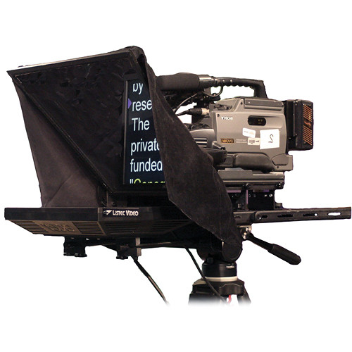 "Listec Teleprompters ENT-1717PT Entry-level VGA Studio Prompter (17"")"