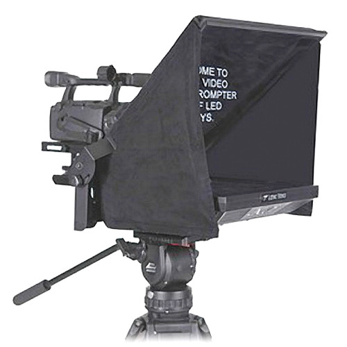 "Listec Teleprompters ENZ-1717PT Entry-level VGA Studio Prompter (17"")"