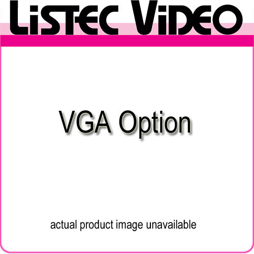 Listec Teleprompters LM-VGA Connector