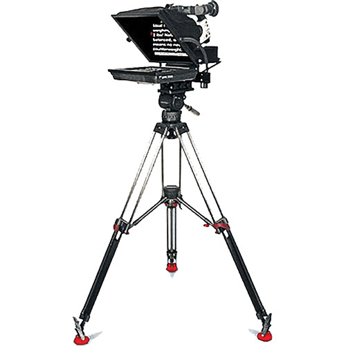 "Listec Teleprompters Z-PRO MZLT-1012P Enhanced Portable Studio Prompter (12"")"