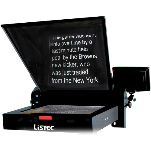 Listec Teleprompters PX-1500PE PromptXpress Teleprompter