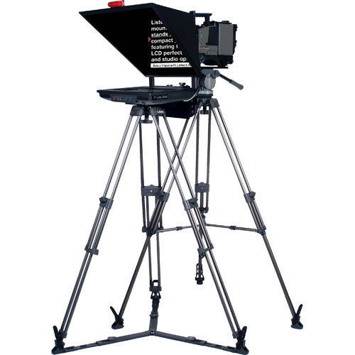 "Listec Teleprompters STS-2015SAS 15"" Flat-Panel Standalone Eye-Line Prompter"