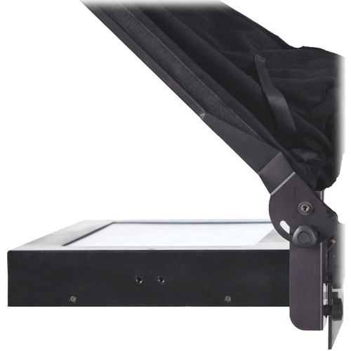 "Listec Teleprompters Vu-Lite 15"" SOLO Stand-Alone Viewing Assembly"