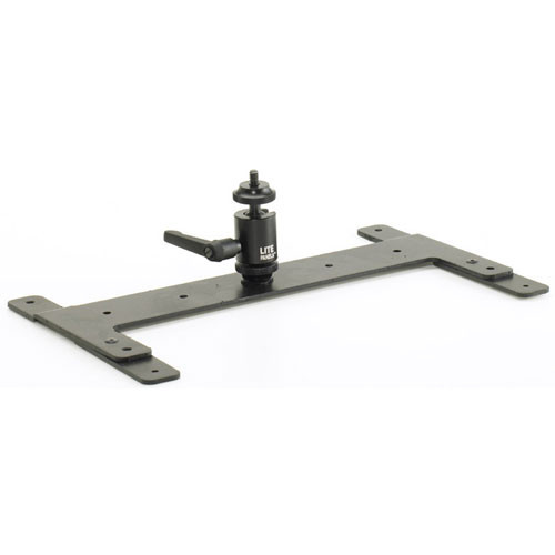 Litepanels Base Plate with Ball Head for LP1x1