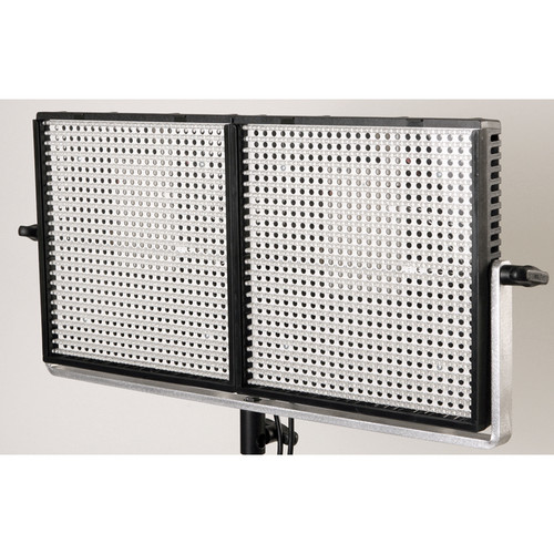 Litepanels Fixture Frame for Two 1 x 1 Fixtures