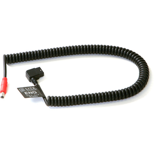 Litepanels Sola ENG/Chroma/Luma 2-Pin D-Tap Power Cable