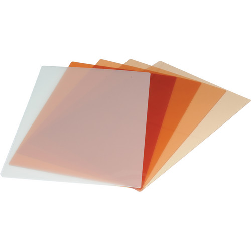 Litepanels Gel Filter Set (5-Piece) with Bag For Hilio