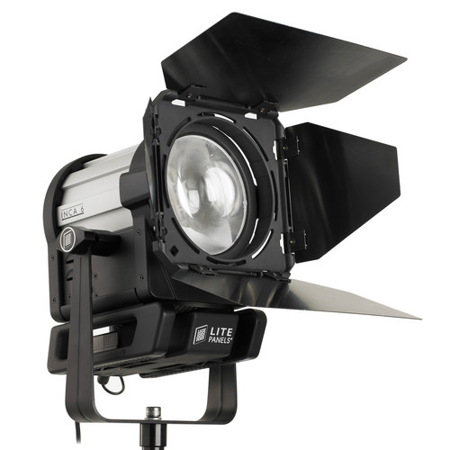 Litepanels Inca 6 LED Fresnel Light (100-240 VAC)