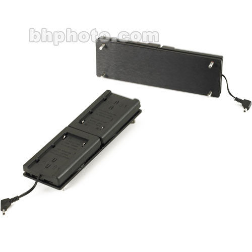 Litepanels DVAPP DV Battery Adapter Plate - Panasonic Compatible