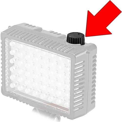 Litepanels Micro Dimmer Knob Replacement