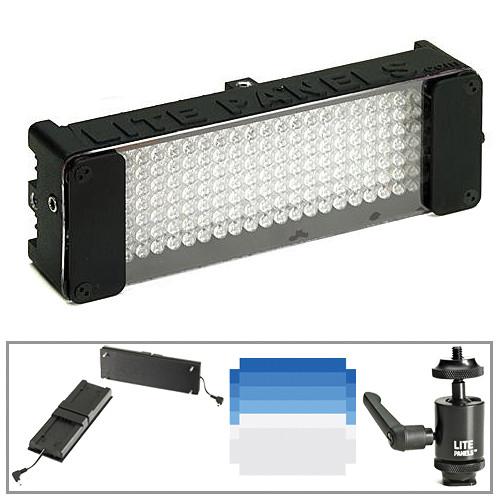 Litepanels MiniPlus Tungsten Flood DV Camera Kit for Panasonic