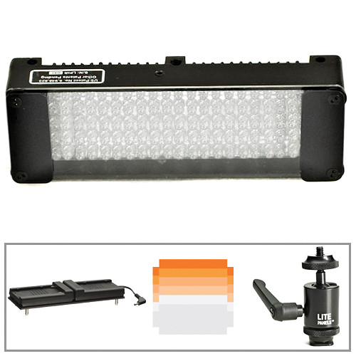 Litepanels MiniPlus Daylight Flood DV Camera Kit for Sony
