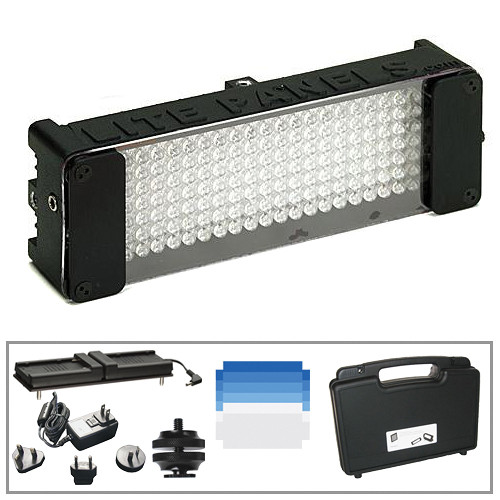 Litepanels MiniPlus Tungsten Flood 1 Lite Power Kit for Sony