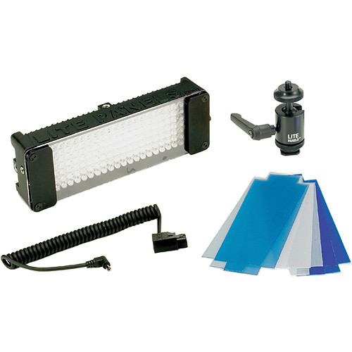 Litepanels MiniPlus 3200K Tungsten Flood - 1 Lite Kit