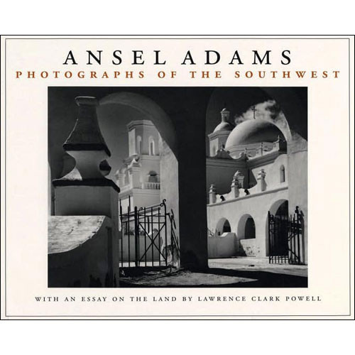 Little Brown Book: Photographs of the Southwest by Ansel Adams