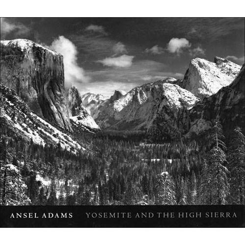 Little Brown Book: Ansel Adams - Yosemite and the High Sierra