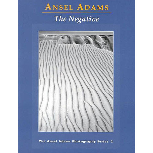 Little Brown Book: Ansel Adams - The Negative: Book 2