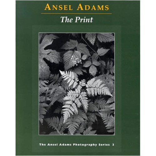 Little Brown Book: Ansel Adams - The Print: Book 3