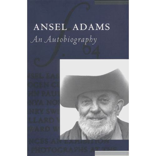 Little Brown Book: Ansel Adams: An Autobiography