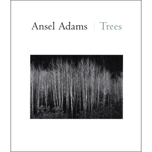 Little Brown Book: Trees by Ansel Adams