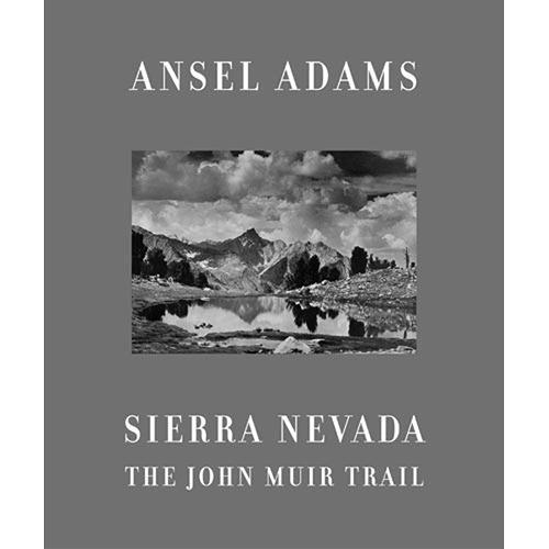 Little Brown Book:  Sierra Nevada: The John Muir Trail by Ansel Adams (Hardcover)