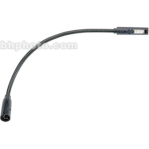 Littlite 12X-4LED - LED Gooseneck Lamp with 4-pin  XLR Connector (12-inch)