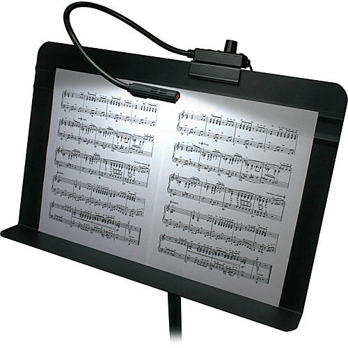 Littlite MS-12A-LED Music Stand Gooseneck Lamp