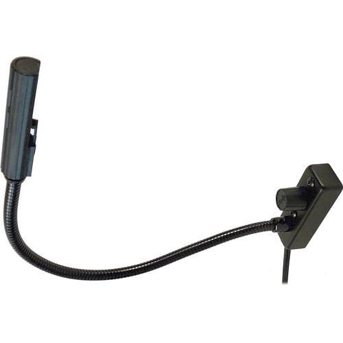"Littlite MV-12A-LED Multi-Volt LED Lamp Set with 12"" Gooseneck"