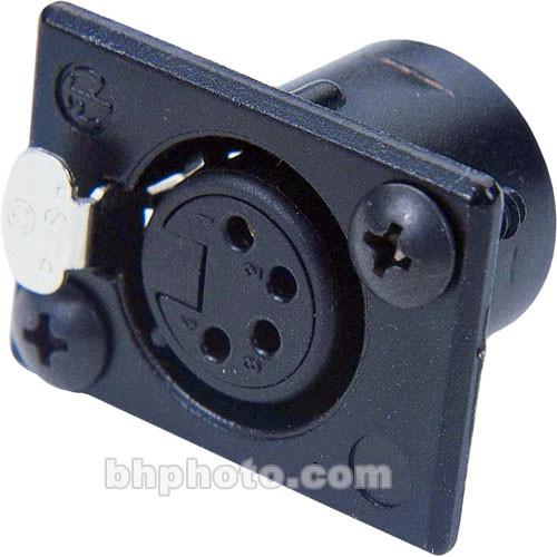Littlite XLR-PS4 - 4-pin XLR Panel Socket