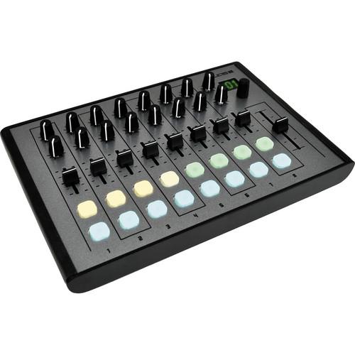 Livid Instruments Alias 8 - USB Mixdown Controller (Gray)