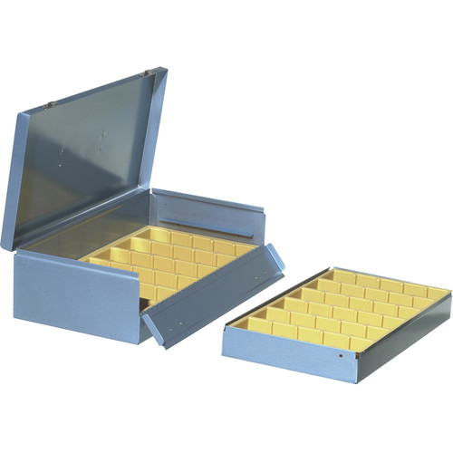 """Logan Electric Slide File #1500G For 1500 2 x 2"""" Slides - Double Latch"""