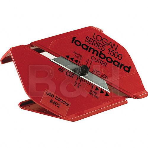 Logan Graphics Foamboard Cutter 1500 B Amp H Photo Video