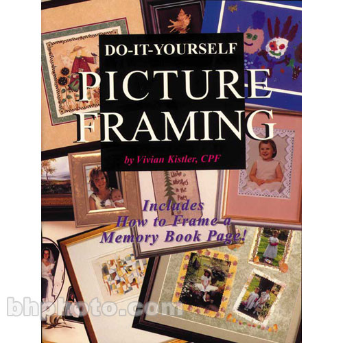 Logan Graphics Book: Do-It-Yourself Picture Framing Book
